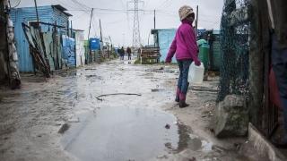 9000 засегнати от наводнения в ЮАР