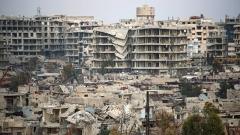 Ожесточени сблъсъци в Дамаск