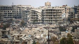 7-годишно момиче се взриви в Дамаск