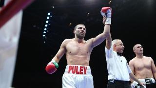 Тервел: Няма шанс да се бия с брат ми, Кличко е фаворит срещу Джошуа