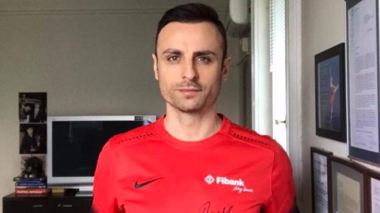 Димитър Бербатов също иска да бъде мениджър на Манчестър Юнайтед