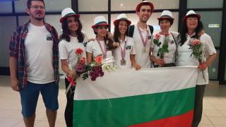 България с комплект медали от най-престижната олимпиада по биология