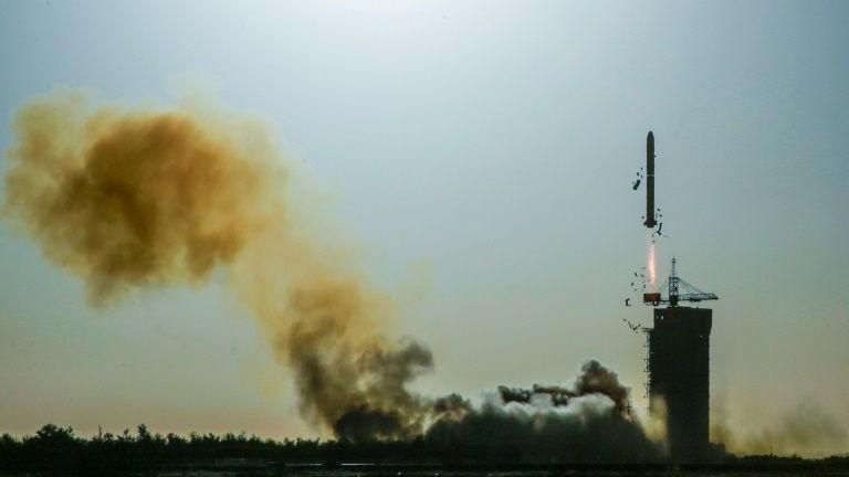 Китай и Франция изстреляха сателит за проучване на климатичните промени