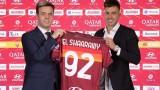 Рома без Ел Шаарауи в следващите 15 дни