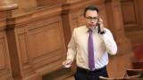 Андрей Михайлов очаква НС да успее да гласува поне за закона за Бюрото