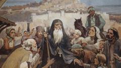Почитаме паметта на Св. Евтимий Търновски