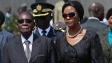 Първата дама на Зимбабве отрича опити да отрови съперник за властта