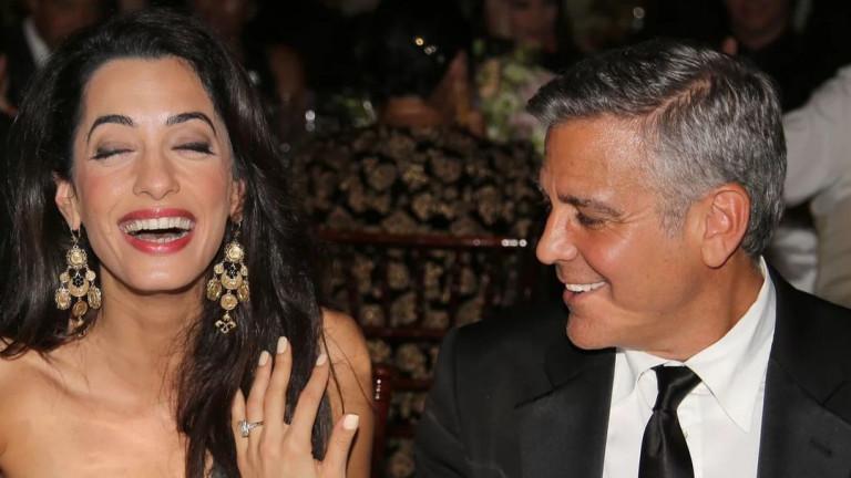 Тайната на брака на Джордж и Амал Клуни