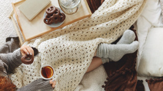 Уют в студените дни