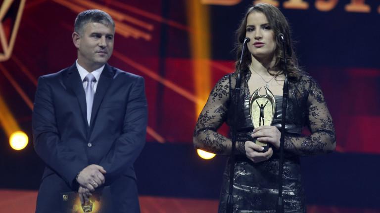 Биляна Дудова: Най-голям виновник за моите успехи е Валентин Йорданов