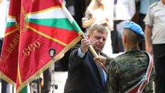 Каракачанов: Развитието на Специалните сили ще продължи