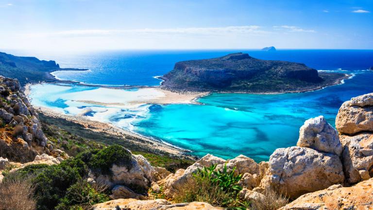 Гръцкият остров Крит се нарежда на пето място сред най-добрите