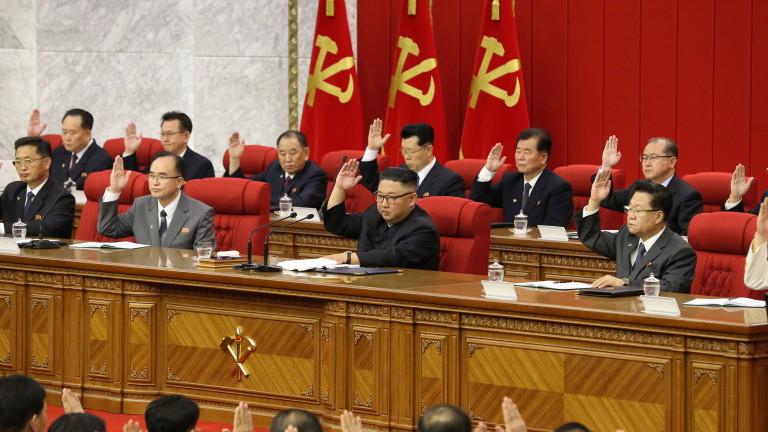 В Северна Корея са разтревожени от отслабването на Ким Чен-ун