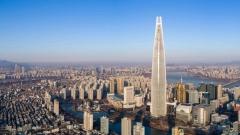 В Сеул врати отвори петата най-висока сграда в света, която чупи няколко рекорда