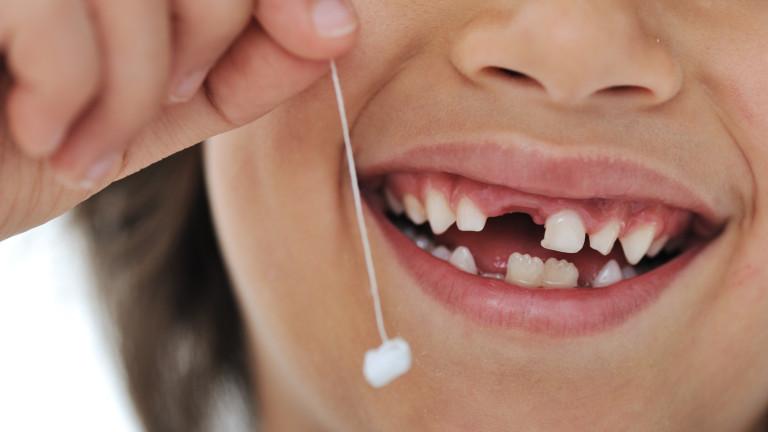 Защо са ни млечните зъби