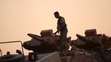 Турските сили завзеха части от сирийския град Сулук