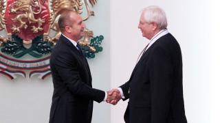 Германия ни подкрепи в правосъдната реформа, призна Румен Радев