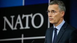 Няма разговори за присъединяване на Сърбия към НАТО, обяви Столтенберг
