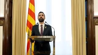 Пучдемон е единственият кандидат за лидер на Каталуния