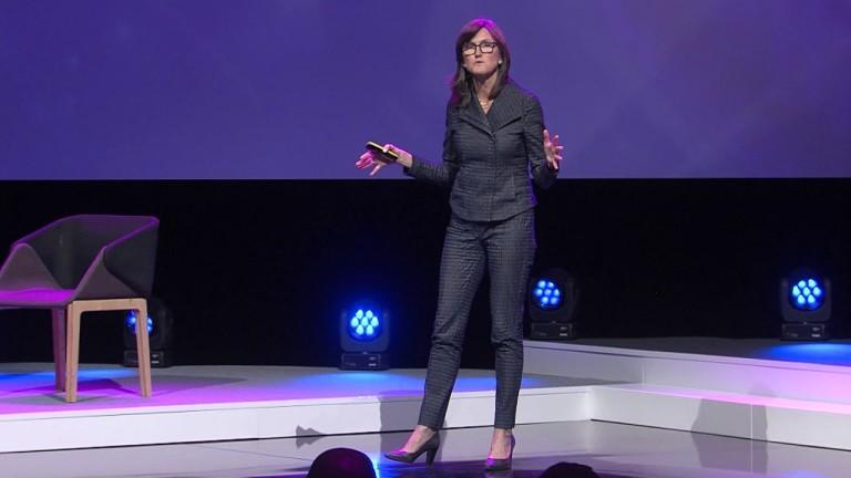 Фондовете на известната инвеститорка Кати Ууд, включително Ark Innovation, са