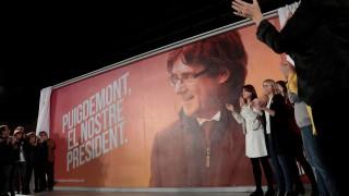 Испания оттегли международната заповед за арест на Пучдемон и колегите му