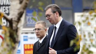 Силовият министър на Сърбия: Протестите са опит за преврат