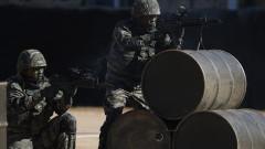 Най-малко 13 сомалийски войници са убити при военни сблъсъци в Ал Шабааб
