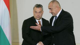 Орбан доволен от избора на Борисов за премиер