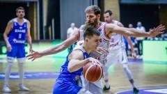 Българските баскетболисти изпуснаха Гърция в квалификационен мач за Евробаскет 2022