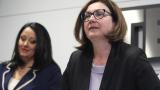 Наредбата за интеграция на мигрантите натоварва бюджета, предупреди Бъчварова