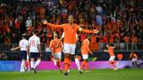Холандия - Англия 3:1, гол на Промес в продълженията!