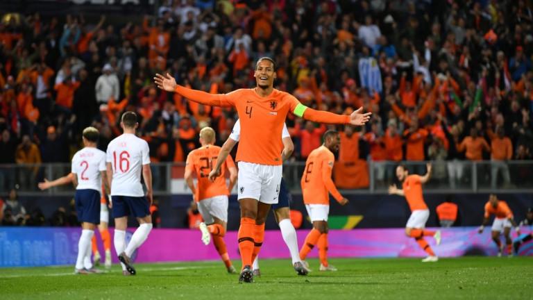 Върджил Ван Дайк напусна лагера на холандския национален отбор