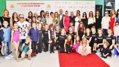 Звезди се включиха в кампания за профилактика на детското зрение (СНИМКИ)