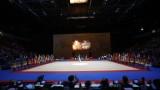 10 медала за грациите ни на международния турнир по художествена гимнастика в Корбей Есон