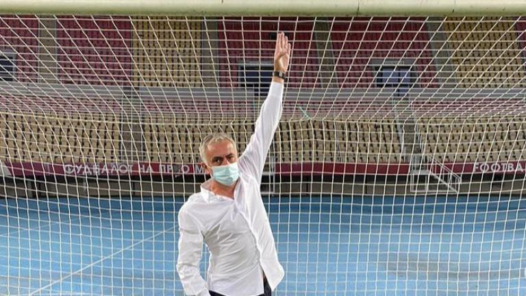 Жозе Моуриньо е готов да харчи милиони в Рома