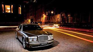 Bentley представи новото поколение на Arnage
