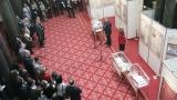 С изложба депутатите почитат Екзарх Антим I