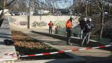 """Евакуираха хората около строежа на метрото на булевард """"България"""""""