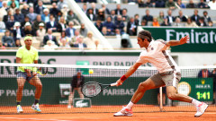 """Федерер: Изненадан съм, че стигнах толкова далеч на """"Ролан Гарос"""""""