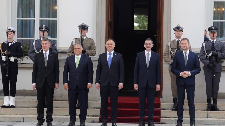 Премиерът на Унгария Виктор Орбан поздрави Анджей Дуда за победата