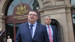 Цацаров против отделянето на прокуратурата от съдебната власт