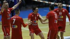 ЦСКА спечели голямото дерби на Суперлигата