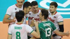 Волейболистите заминаха за Франция, Розалин Пенчев отпадна от състава