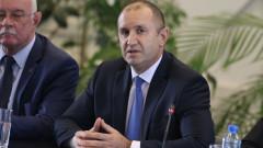 Президентът Радев призова за поощряване и популяризиране на физическата активност сред децата