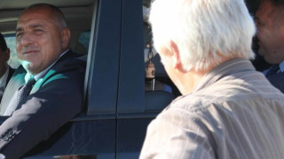 """Борисов отново е на джипа и инспектира 5 моста по АМ """"Тракия"""""""