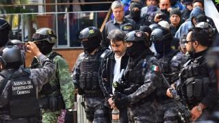 Мексиканската полиция протестира срещу присъединяването към новата национална гвардия