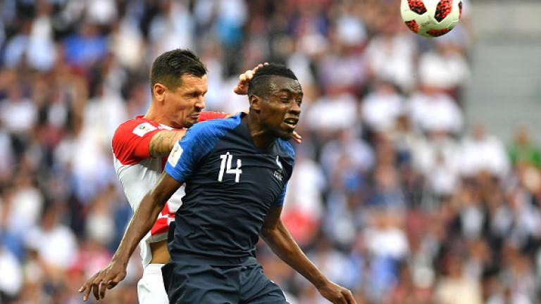 Франция 2 : 1 Хърватия 52′ МБАПЕ!!Мераците на Хърватия очаквано