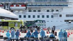 """Четвърти пътник от лайнера """"Даймънд принсес"""" почина от коронавируса"""