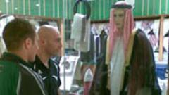 Литекс гостува на спортисти с увреждания в Дубай