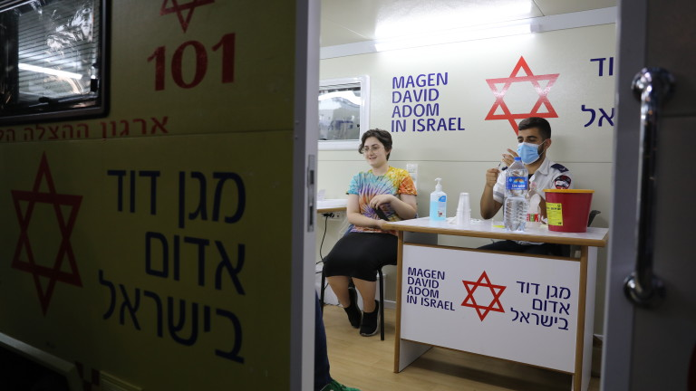 Израел пак затегна мерките срещу COVID-19